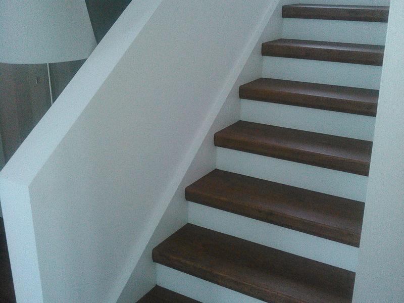 Laminat Treppensystem für Renovierung und Neubau